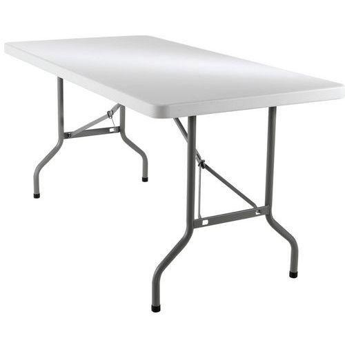 TABLE PLIANTE LIFETIME 183 X 76 CM - 8 PERSONNES