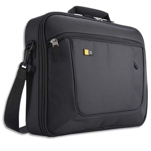 Case logic sacoche en nylon pour pc de 14 à 16'' + compartiment tablette l41,8 x h35,2 x p7,5 cm noir