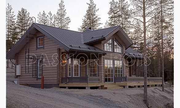 Bungalow Bois Cannelle : – bungalow bois – ermitage bois – cottage bois – chalet bois