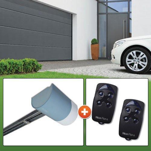 Motorisation pour porte de garage nice achat vente de for Motorisation pour garage