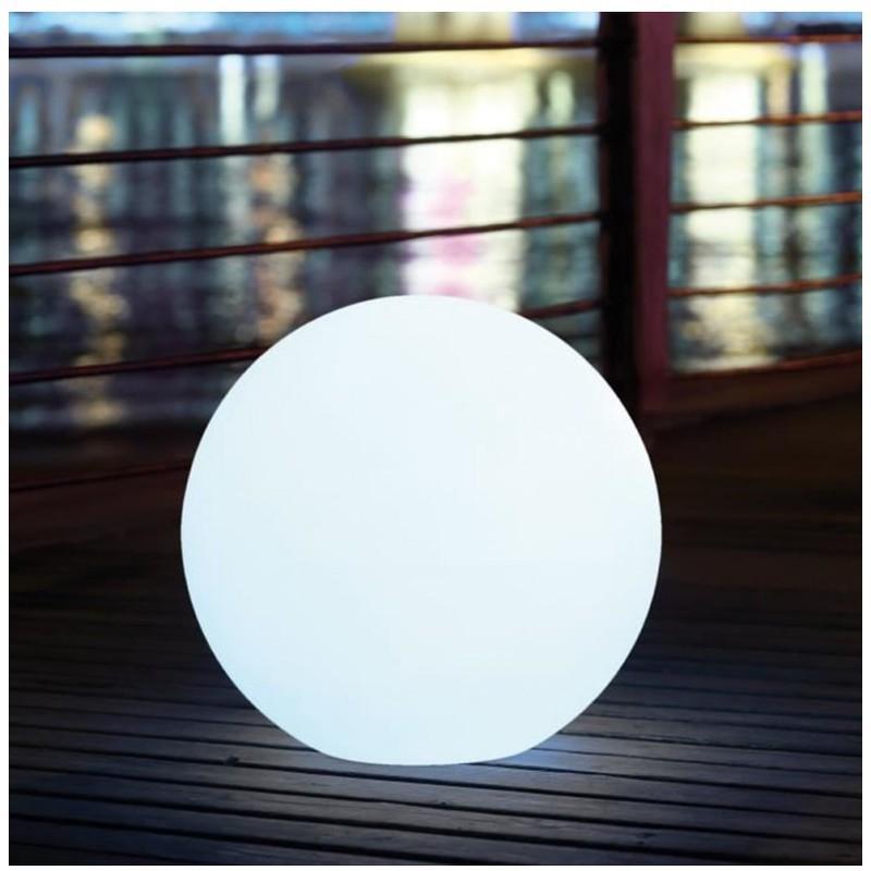 Objets lumineux comparez les prix pour professionnels for Sphere led exterieur