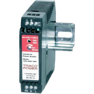 ALIMENTATION RAIL DIN TRACOPOWER TPC 030-124 24 V/DC 1.25 A 30 W 1 X