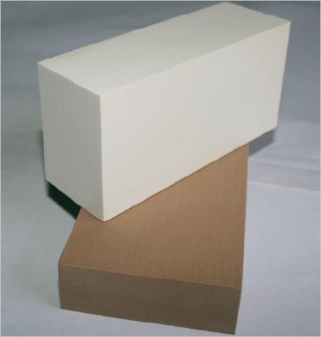 planche polyurethane usinable kuvo 15040 kuvo 15040b. Black Bedroom Furniture Sets. Home Design Ideas