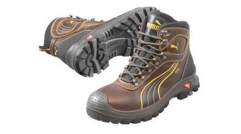 85210e18fd1899 Chaussure de sécurité puma scuff caps sierra nevada mid s3 hro src - tailles  chaussures - 47