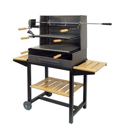 Barbecue plancha tous les fournisseurs de barbecue - Barbecue avec rotissoire ...
