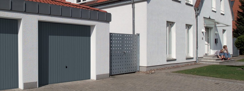 b2dc80d8fbb8 Portes de garage basculantes - tous les fournisseurs - porte de ...