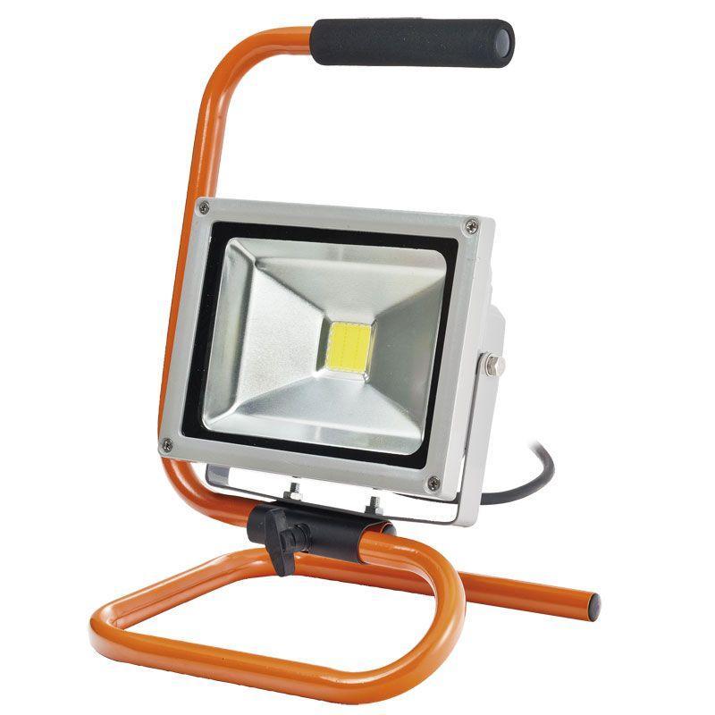 projecteur de chantier led projecteur de chantier led 50w portable nf c ble achat projecteur. Black Bedroom Furniture Sets. Home Design Ideas