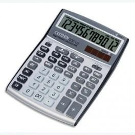 CITIZEN CALCULATRICE BUREAU CCC 112 GRISE