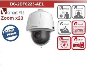 Dômes de surveillance ds-2df6223-ael hikvision