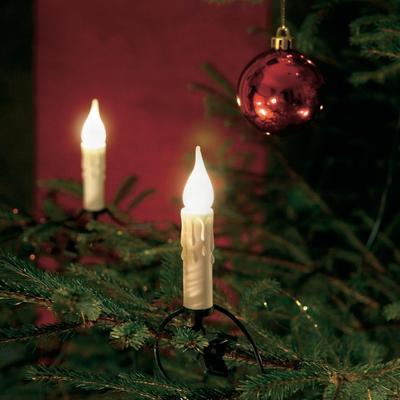 eclairage pour arbre de no l ampoule incandescence konstsmide 2313 000 int rieur secteur blanc. Black Bedroom Furniture Sets. Home Design Ideas