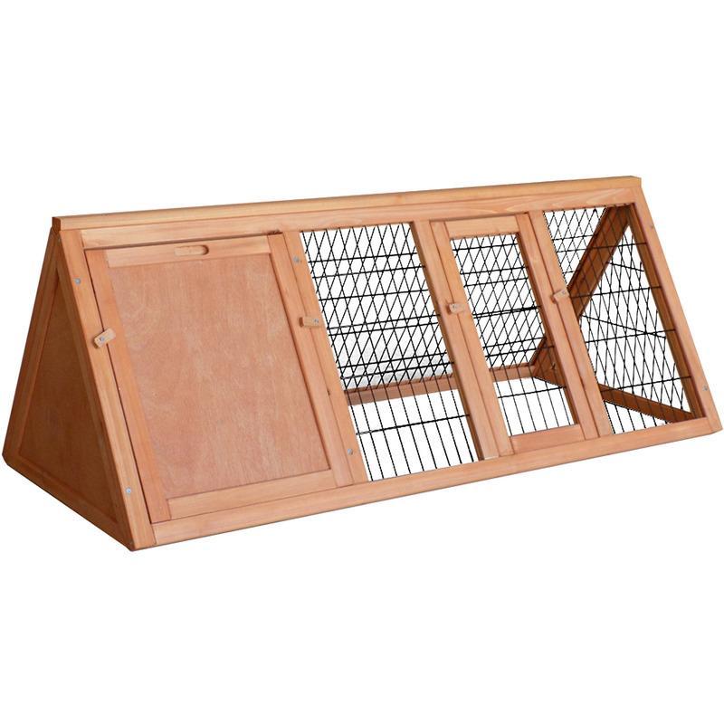 Clapiers lapins comparez les prix pour professionnels for Cabane a lapin exterieur