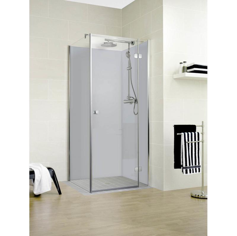 Lot de 2 panneaux muraux pour douche et salle de bains 90 for Panneaux muraux cuisine