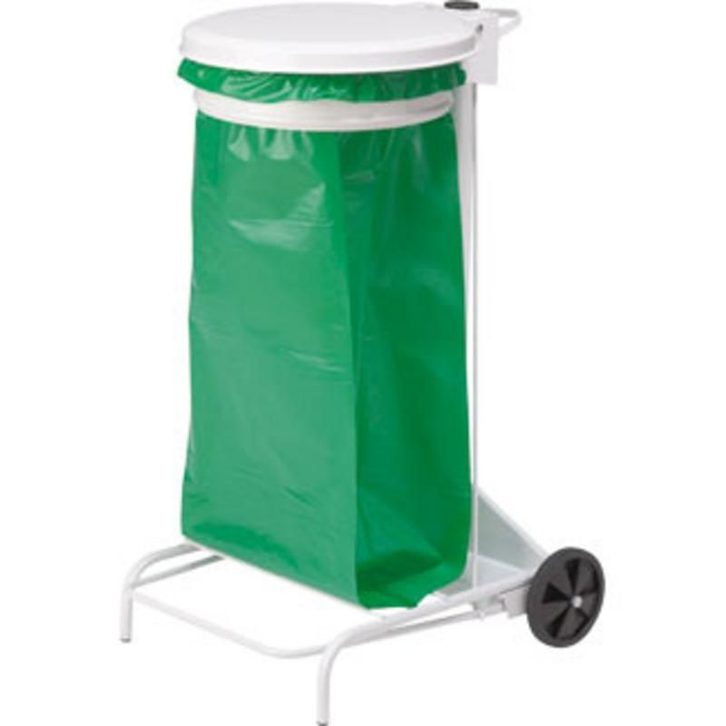 support de sac poubelle comparez les prix pour professionnels sur page 1. Black Bedroom Furniture Sets. Home Design Ideas