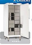 armoire casiers refrigeree liebherr rf acs61 16. Black Bedroom Furniture Sets. Home Design Ideas