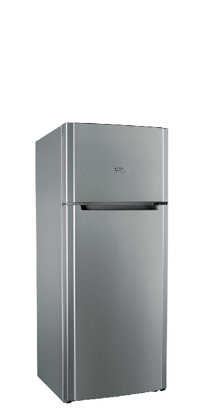 hotpoint ariston refrigerateur 2 portes etm15220v etm 15220 v inox. Black Bedroom Furniture Sets. Home Design Ideas