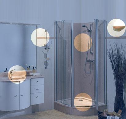 Salle de bains water concept for Concept salle de bain