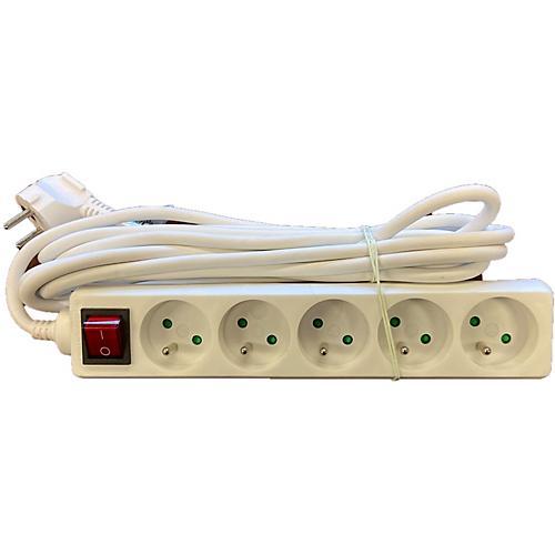 Multiprise pleinement-Aluminium-Boîtier 4 positions3m multiple connecteur 0600x00042033
