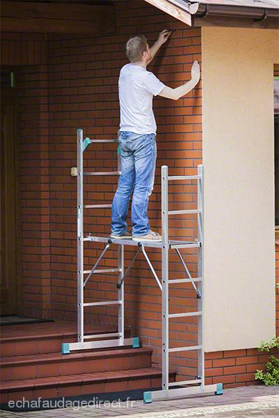 échafaudage - tous les fournisseurs - échafaudage roulant - échafaudage de façade - échafaudage ...