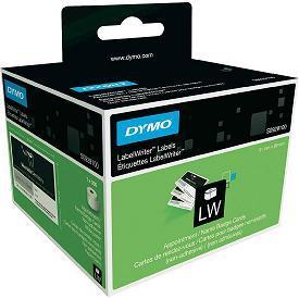 Etiquettes Badge Nominatif Carte De Visite Pour Imprimante Dymo Labelwriter S0929100
