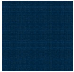 Moquette toile bleue
