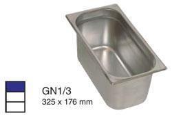 recipient inox plein gn1 3 h 200mm. Black Bedroom Furniture Sets. Home Design Ideas