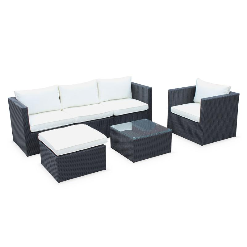 salon de jardin comparez les prix pour professionnels. Black Bedroom Furniture Sets. Home Design Ideas