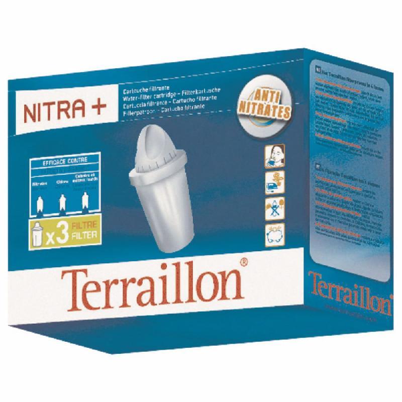 Cartouche filtrante terraillon achat vente de cartouche filtrante terrail - Cartouche carafe filtrante terraillon ...