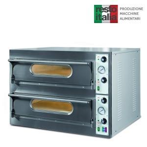 FOUR À PIZZA ÉLECTRIQUE PROFESSIONNEL START-44 RESTO ITALIA 8 PIZZAS