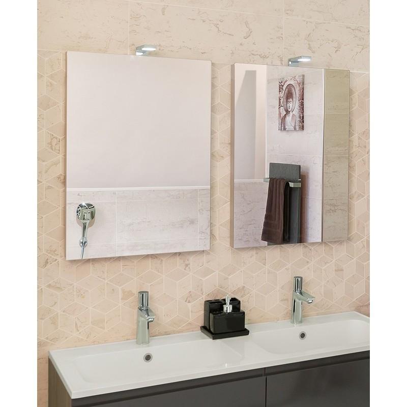 Miroir rond lumineux salle de bain tous les fournisseurs for Miroir led 50