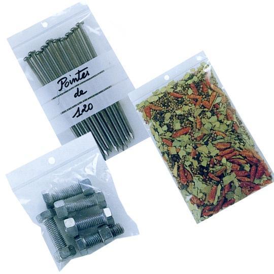 sacs et sachets plastiques zip lock a fermeture par pression. Black Bedroom Furniture Sets. Home Design Ideas