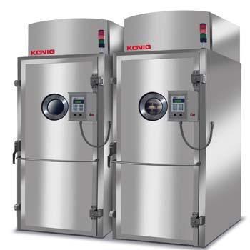 Refroidisseurs industriels alimentaires tous les for Chambre de refroidissement rapide