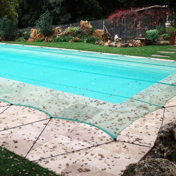 Filet pour piscine - Protection pour piscine enterree ...