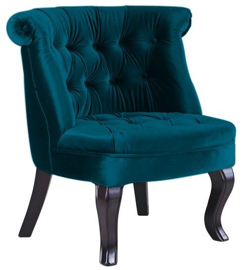 fauteuil capitonne design versailles velours bleu turquoise. Black Bedroom Furniture Sets. Home Design Ideas