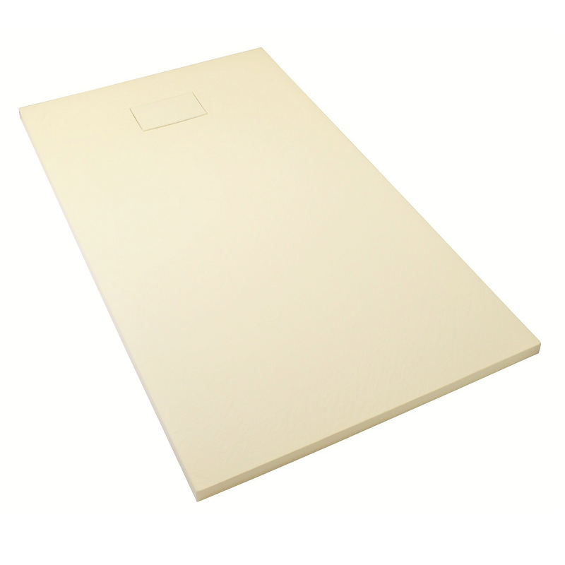 receveur de douche 90 x 130 cm extra plat piatto en solicast surface ardois e rectangulaire. Black Bedroom Furniture Sets. Home Design Ideas