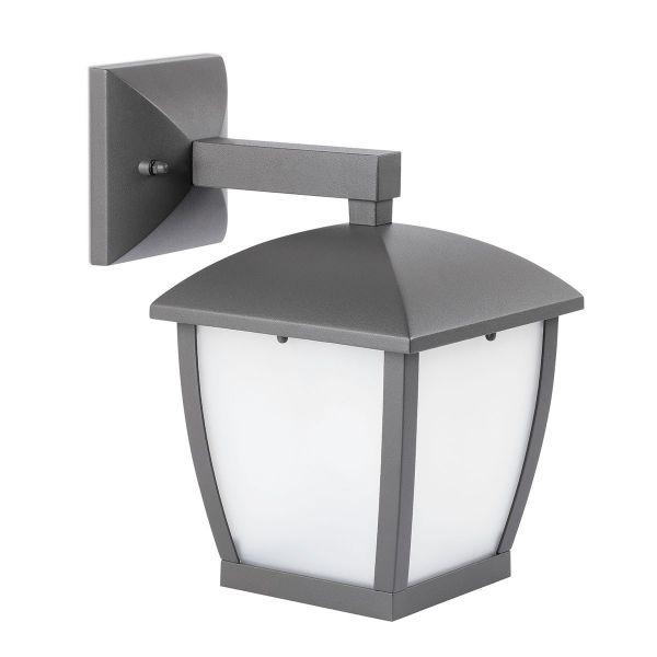 Applique lanterne exterieure en alu for Luminaire exterieur lanterne