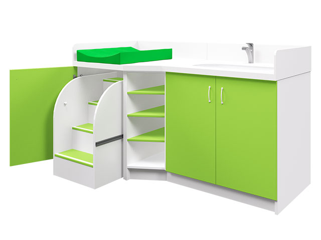 meubles de change tous les fournisseurs table a langer murale table a langer a roulette. Black Bedroom Furniture Sets. Home Design Ideas