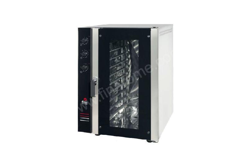 four air puls avec humidificateur 10 niveaux gn 1 1 ou 600 x 400 mm comparer les prix de four. Black Bedroom Furniture Sets. Home Design Ideas