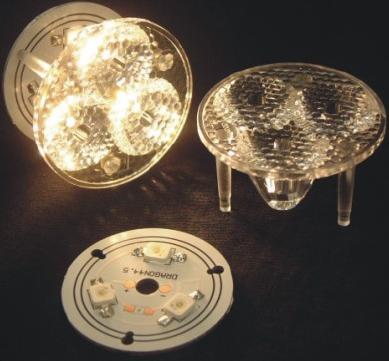 Modules de diodes électro-luminescentes