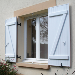 volets battants pvc porclo sarl. Black Bedroom Furniture Sets. Home Design Ideas