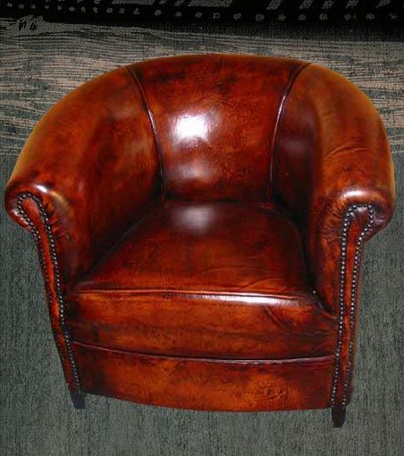 Fauteuil club dover reference 1708001 - Fauteuil club habitat ...