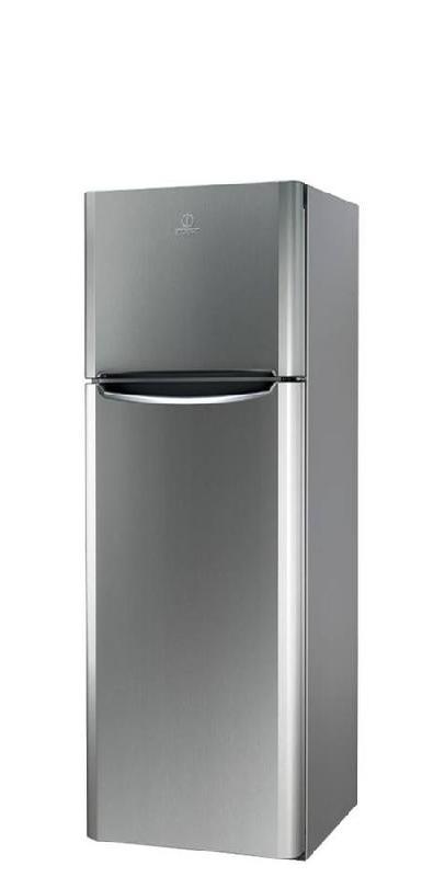 indesit refrigerateur 2 portes tiaa11x tiaa 11 x inox. Black Bedroom Furniture Sets. Home Design Ideas