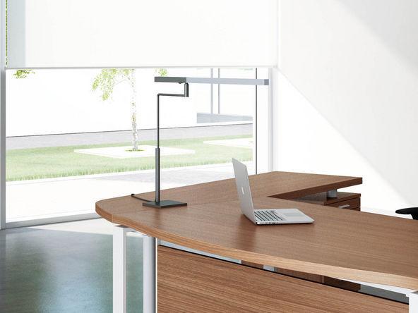 lampes de bureau comparez les prix pour professionnels sur page 1. Black Bedroom Furniture Sets. Home Design Ideas
