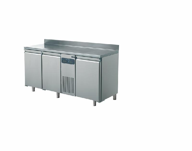 Table réfrigérée avec 3 portes gn 1/1, -2°/+8°c - bna0037/fn