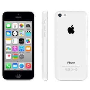 t l phone portable pro iphone 5c 16go blanc reconditionn. Black Bedroom Furniture Sets. Home Design Ideas