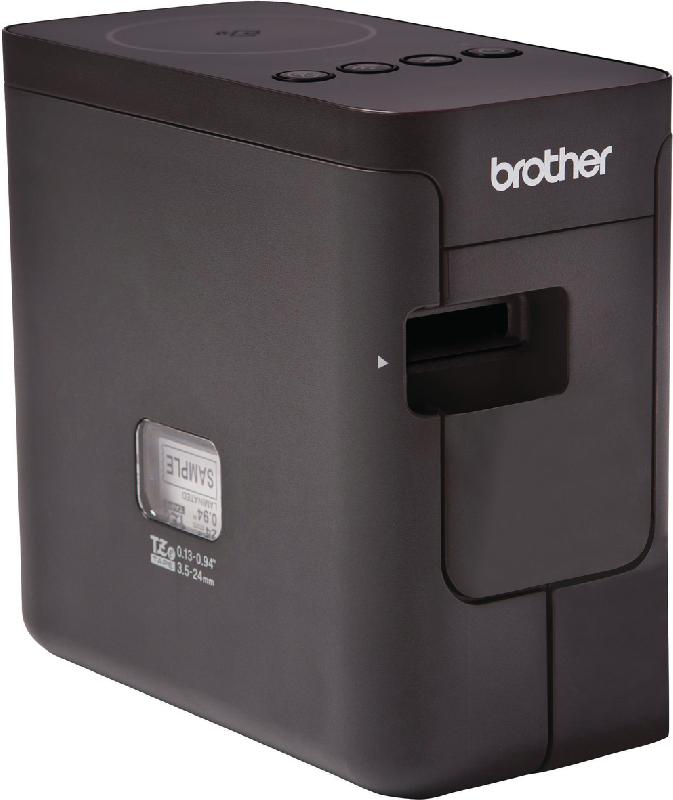 IMPRIMANTE D'ÉTIQUETTES BROTHER PT-P750W