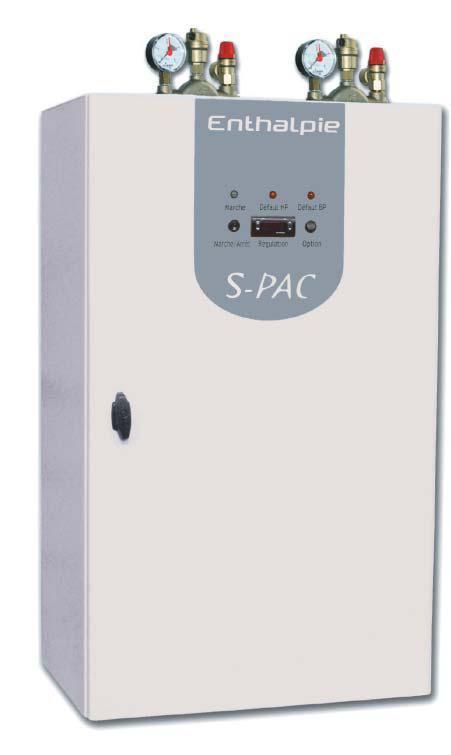 pompe a chaleur eau eau par capteur horizontal module s pac. Black Bedroom Furniture Sets. Home Design Ideas