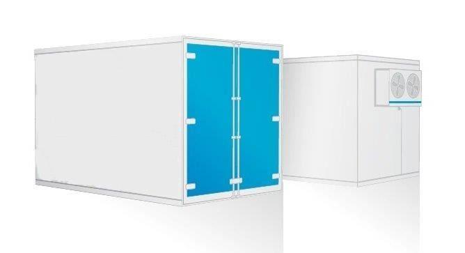 chambre froide mobile tibbloc. Black Bedroom Furniture Sets. Home Design Ideas