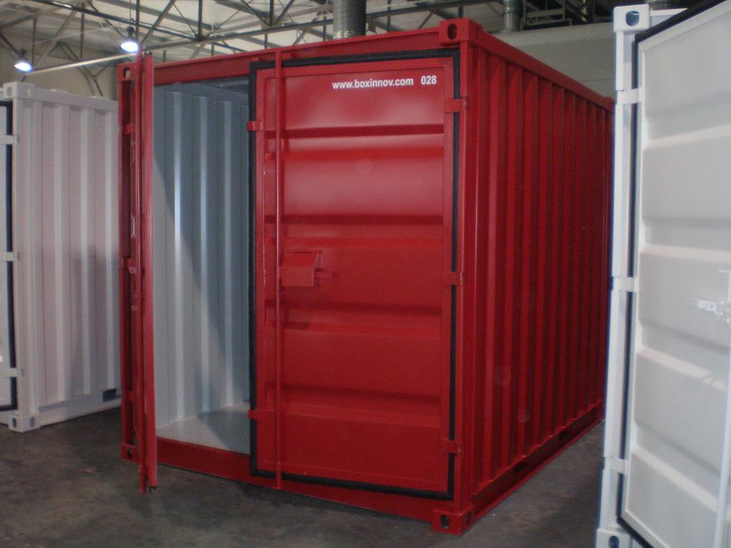 Conteneur 9 39 3m neuf for Container conteneur