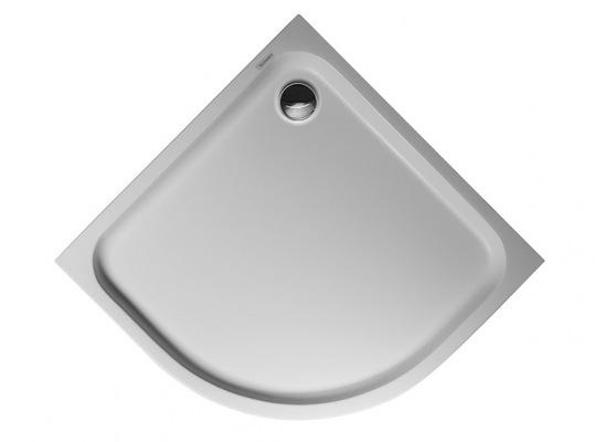 Receveur pour douche en angle duravit dcode - Receveur douche angle ...
