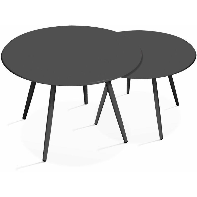 Tables comparez les prix pour professionnels sur page 1 - Table de jardin metal gris ...